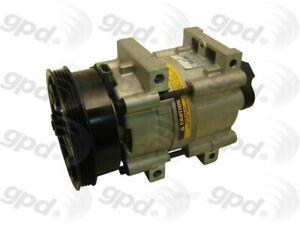 A/C  Compressor And Clutch- New Global Parts Distributors 6511451