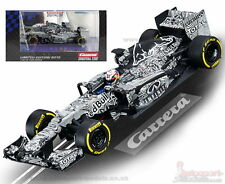CARRERA SLOT CAR ~ INFINITO RED BULL 2015 Test Car TRAMA MIMETICA versione ~ CA30729