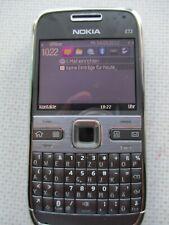 Nokia  E72 - Silbergrau (Ohne Simlock) Smartphone Telekom Branding