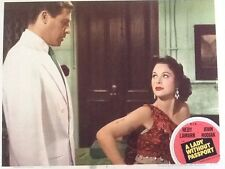 """Hedy Lamarr & John Hodiak in """"Lady Without Passport"""" 1950  MGM  Looking Stunning"""