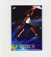 MICHAEL JORDAN / AEROSPACE - FRIDGE MAGNET (costacos poster nike air chicago nba