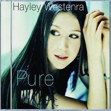 HAYLEY WESTENRA - PURE  CD  14 TRACKS CLASSIC-POP CROSSOVER  NEU