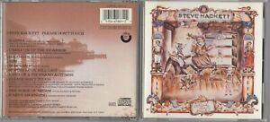 Steve Hackett - Please Don't Touch CD CAROL 1861-2 EARLY PRESS
