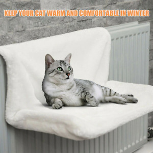 Removable Cat Hanging Bed Seat Hammock Window Sill Radiator Lounge Cosy Carrier