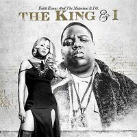 FAITH AND THE NOTORIOUS B.I.G. EVANS - KING & I,THE   CD NEU