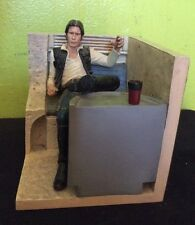 RARE Star Wars Mos Eisley Cantina Gentle Giant Hans Solo Bookends 2936/3500