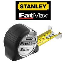 Stanley Fatmax 5m (16ft) Métrica/Imperial Cinta Métrica,32mm Blindado,Hoja