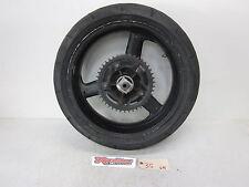 2002 Triumph Daytona 955 955i Rear Wheel Rim Tire Sprocket Rotor Assembly