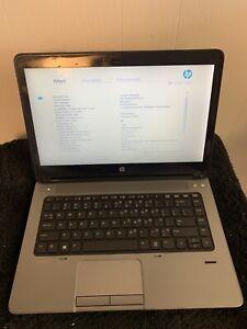 """HP ProBook 645 G1 14"""" Laptop AMD A6-4400M 8GB 500GB HDD WCam WiFi LINUX OS #14"""