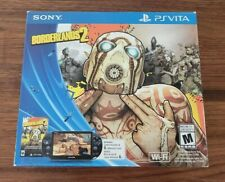 Sony PS Vita Borderlands 2 Console, PCH-2001, Original Packaging, 8GB Card
