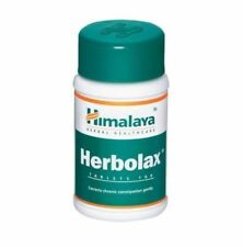 Herbolax 100 Herbal Tablets The gentle Bowel Regulator Relieves constipation