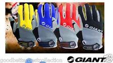 1 Pair of GEL Full Finger Men Cycling Gloves bike/bicycle Breathable Shockproof