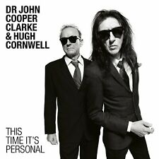 Dr John Cooper Clarke & Hugh Cornwell ‎– This Time It's Personal (Vinyl LP)  NEW