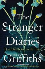 ELLY GRIFFTHS: The Stranger Diaries: The Bestselling Richard & Judy Book  2018