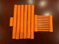 New Listing134pc 1970s Aurora Afx + Other Ho Slot Car Track Trestle Support Beam & Post