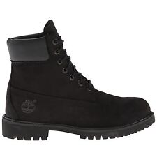 Timberland Icon 6in Premium Waterproof Womens BOOTS - Black All Sizes UK 5