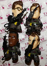 GHOSTBUSTERS NEW FIGURES FROM TITANS VINYL COLLECTION  SET OF 4 FIGURES