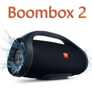 Jbl Boombox Bluetooth Speaker Waterproof Partybox Portable Wireless Music Sound