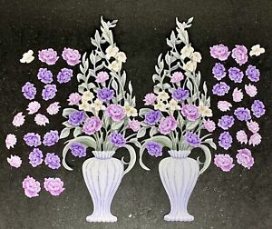 Carnation Crafts Vibrance Die Cuts Vernal  Blooms Collection (original Colourway