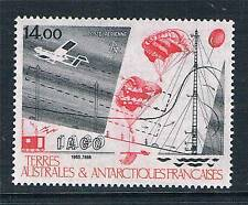 French Antarctic 1986 Scientific Research SG 218 MNH