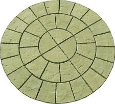 1800mm Rotunda circle Olive Green .Incl del ( some exceptions see description ).