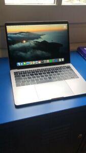 Apple MacBook Pro 2017 13 pouces 2,3Ghz SSD 128Go