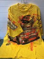 JEFF GORDON #24 T Shirt Size 2 X Large DuPont Impala SS Chase Authentics.