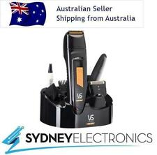 VS Sassoon Cordless Rechargeable All In One Grooming Hair Beard Body- VSM7056A