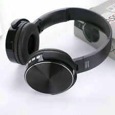 Bluetooth 5.0 Wireless For Headset Headphones Earphone Over Ear With Micropho