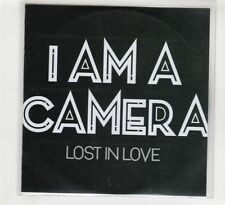 (HD187) I Am Camera, Lost In Love - DJ CD