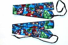 Custom AVENGERS Wrist wraps Cross fit Oly weightlifting strength Wraps