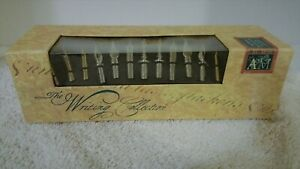 Authentic Models Inc,The Writing NIB Collection, 15 Plumes/Calligraphy tips