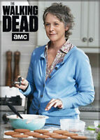 The Walking Dead (TV Series) Photo Quality Magnet: Carol - Cookies