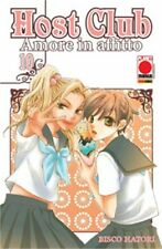PM2124 - Planet Manga - Host Club 10 - Ristampa - Nuovo !!!