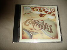 Commodores Natural High CD