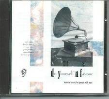 DO YOURSELF A FAVOUR PROMO CD LOVER SPEAKS ROSIE VELA DAVID & DAVID MARTI JONES