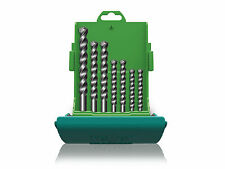 Heller 7 Piece Speed 3015 Masonry Drill Bit Set 4mm - 12mm  Quality German Tools