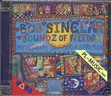 SINCLAR BOB - SOUNDZ OF- CD + DVD polish edition /sealed