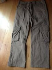 JUICY COUTURE Men's Size 32 Beige Khaki Cargo Pants Trousers. Very Stylish.