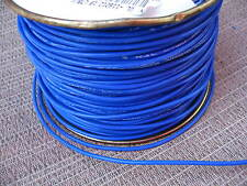 SILVER PLATED 12 AWG  10 FEET  HI-END SPEAKER CABLE  white or blue