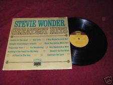"LP STEVIE WONDER ""Greatest hits"" USA µ"