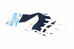 Shimano GL-255S Gloves Ocea Long Cuff Stretch Glove White Size XL 634825