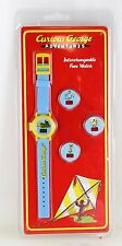 Curious George adventures interchangeable face watch