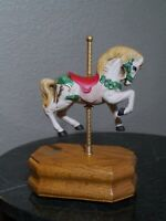 Westland Carousel Collections Limited Edition 786/9000 Music Box Christmas Theme