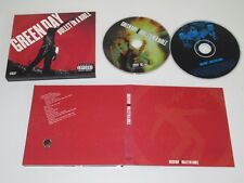 GREEN DAY/BULLET IN A BIBLE(REPRISE 093624946625) CD + DVD ALBUM DIGIPAK