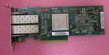HP QLogic QLE2562-HP PCI-E 8Gb Dual Fibre HBA Host Bus Adapter 489191-001 AJ764A
