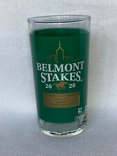 2020 BELMONT STAKES GLASS June 20  ❤️What a Race + What a Winner-TIZ THE LAW!❤️