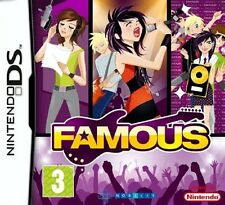 Famous: The Road to Glory Nintendo NDS DS Lite DSi XL Brand New
