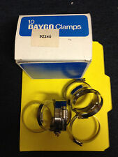 "Dayco 92240 Stainless Steel Hose Clamp box of 10   2 1/16"" to 3"""