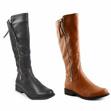 Unbranded Knee High Boots Casual Shoes for Women